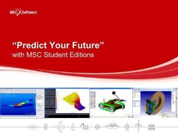 Presentation Title - MSC Software