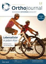 Orthojournal 12 - ADFC Regensburg