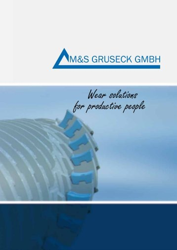 Wear solutions for productive people - M&S Gruseck