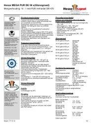 Hesse MEGA PUR DE 56 x(Glansgraad) - Hesse Lignal