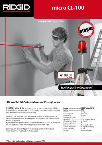 micro CL-100 - VSK365.nl