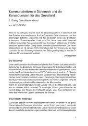 5. Dialog - ADS-Grenzfriedensbund eV, Arbeitsgemeinschaft ...