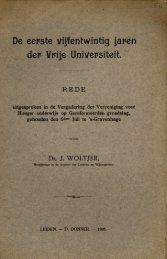 Woltjer - De ee ... der vrije universiteit.pdf - VU-DARE Home