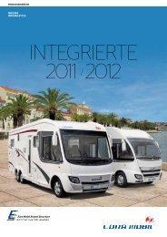Integra Integra Style www.euramobil.de - MS Reisemobile GmbH