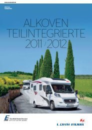 Alkoven (7,1 MB) - MS Reisemobile GmbH