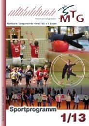 Sportprogramm 2013-1 (3 MB) - MTG Horst