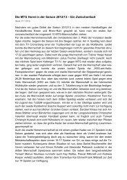 als PDF - MTG Horst