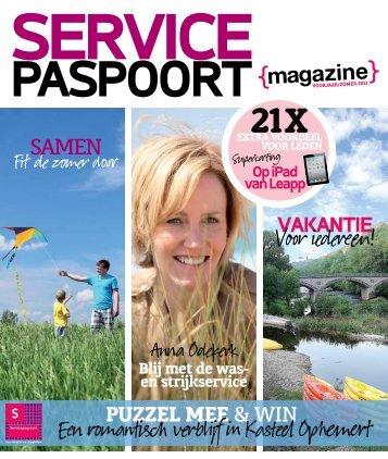 Servicepaspoort_Magazine_1-2013
