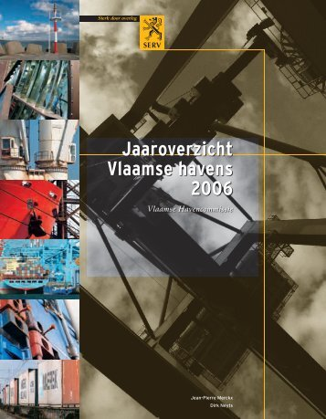 Jaaroverzicht Vlaamse havens 2006 - SERV