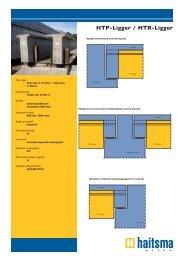 Download PDF documentatie HTP-HTR-ligger - Haitsma