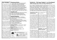 Radkarten - ADFC Landesverband Thüringen e.V.