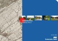 brochure Gebiedsvisie - De Schaapskooi