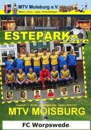 FC Worpswede - MTV Moisburg