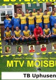 MTV Moisburg - EsteparkLive