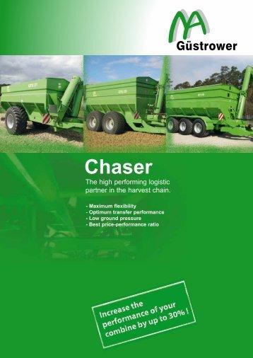 Ryetec Chaser 5 - Mua-landtechnik.de