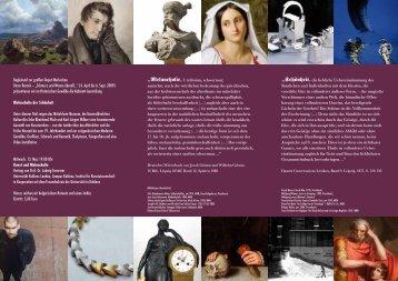 Melancholie der Schönheit - Mittelrhein-Museum