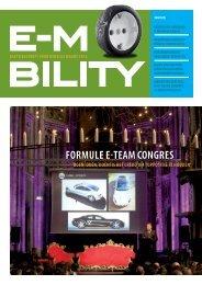 FORMULE E-TEAM CONGRES ' - E-Mobility Magazine