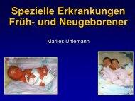 Versorgung des Neugeborenen