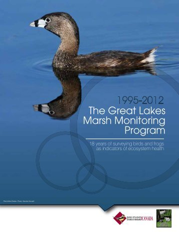 The Great Lakes Marsh Monitoring Program