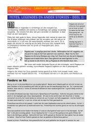 Afrikaans LEESSTUKKE 2 Mites en Legendes.pdf - Think Online