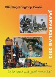 jaarverslag van de Stichting Kringloop Zwolle