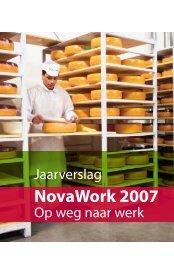 Jaarverslag 2008 - Novawork
