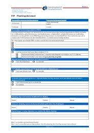Plaatsingsdocument F09 en functieprofiel leerling-monteur