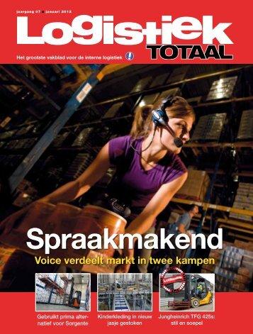 Logistiek Totaal januari 2012