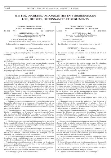 Staatsblad Moniteur
