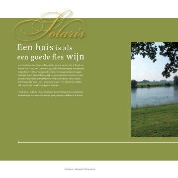 verkoopbrochure solaris woningen.pdf - Sjoerd Meuleman