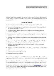 BEKENDMAKING AAN DE BEVOLKING - Ledegem