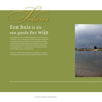 verkoopbrochure solaris appartementen.pdf - Sjoerd Meuleman