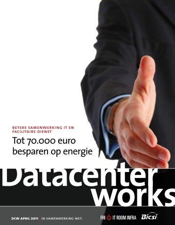 DatacenterWorks 3, 2011