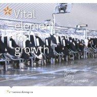 Nedap Dairy Management - Nedap Livestock Management