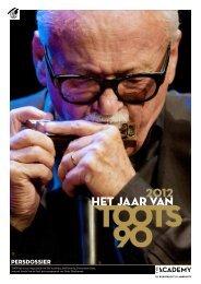2012 het Jaar - Toots 90