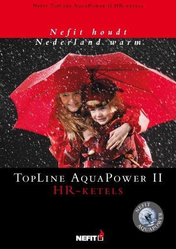 Nefit Topline Aquapower II - Warmteservice