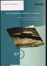 rapport 1997-31 - Stowa