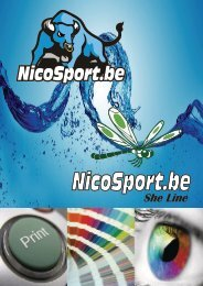 NicoSport.be - Proximedia