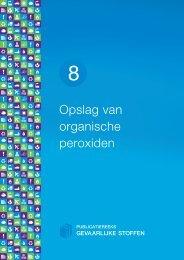 Storage of organic peroxides (Engelse vertaling - Publicatiereeks ...