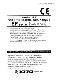 E F SERIES (Model EFZF - Max Fodgaard A/S