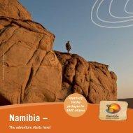 SADC Specials - Namibia Tourism Board