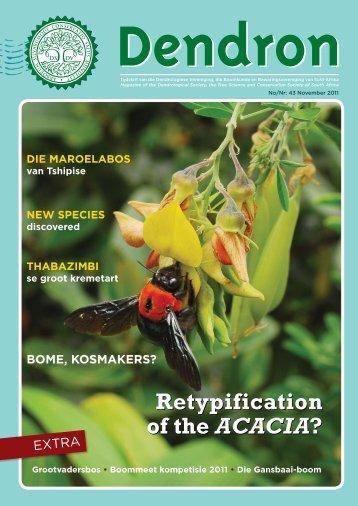 Boomplantweek en die Internasionale Jaar van Woude - Dendro.co.za
