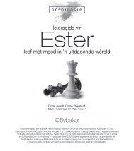 Klik hier vir die gratis Ester leiersgids - Bybel-Media