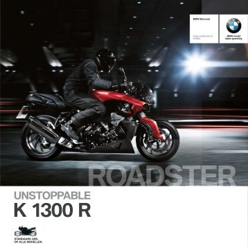 Brochure K 1300 R