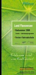 Land Fleesensee - ADFC Siegen-Wittgenstein