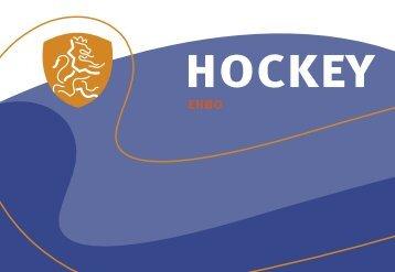 Hockey EHBO - Ommen