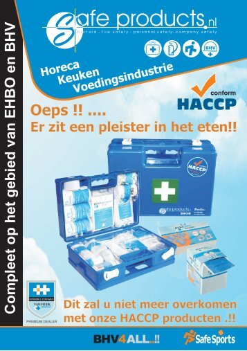 HACCP - Safe Products