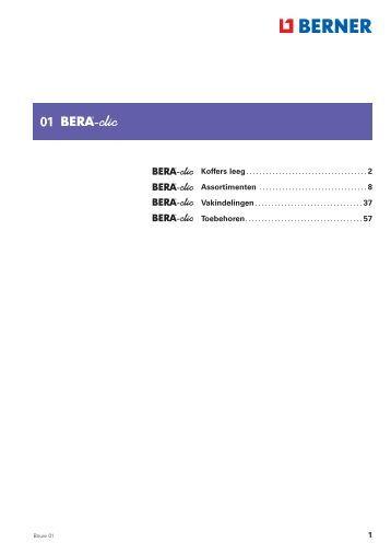 BERA®-Clic - LEAN Classics