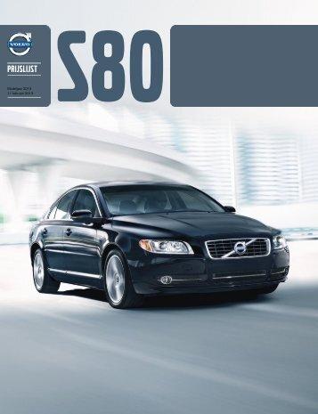 Modeljaar 2013 - Volvo