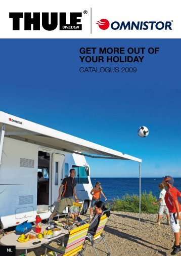 GET MORE OUT OF YOUR HOLIDAY - Bruggink caravans en campers